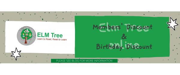 Elm Tree Online / Members' Discount and ...