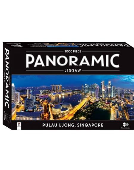 Panoramic Jigsaws : Singapore