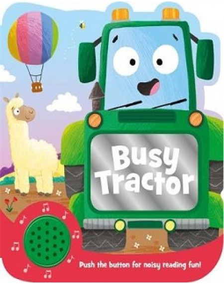 Sound Book: Busy Tractor