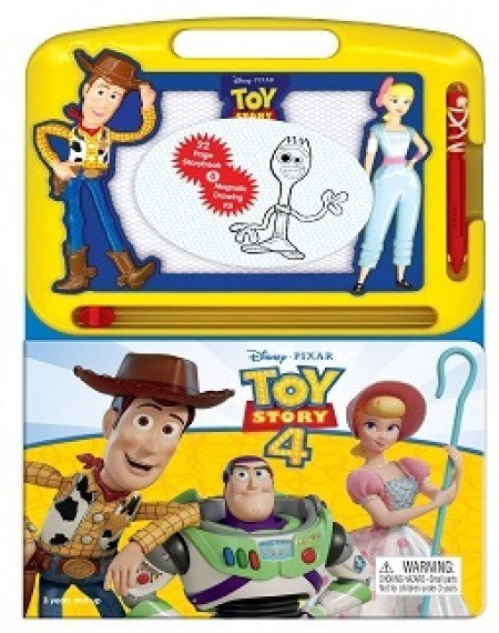 Learning Series : Disney Toy Story 4