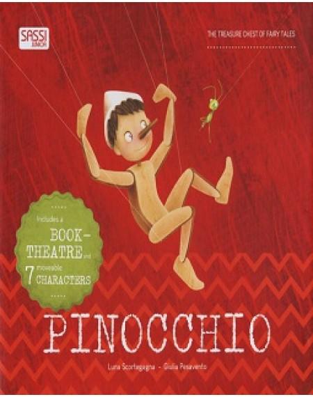 Pinocchio Travel Chest